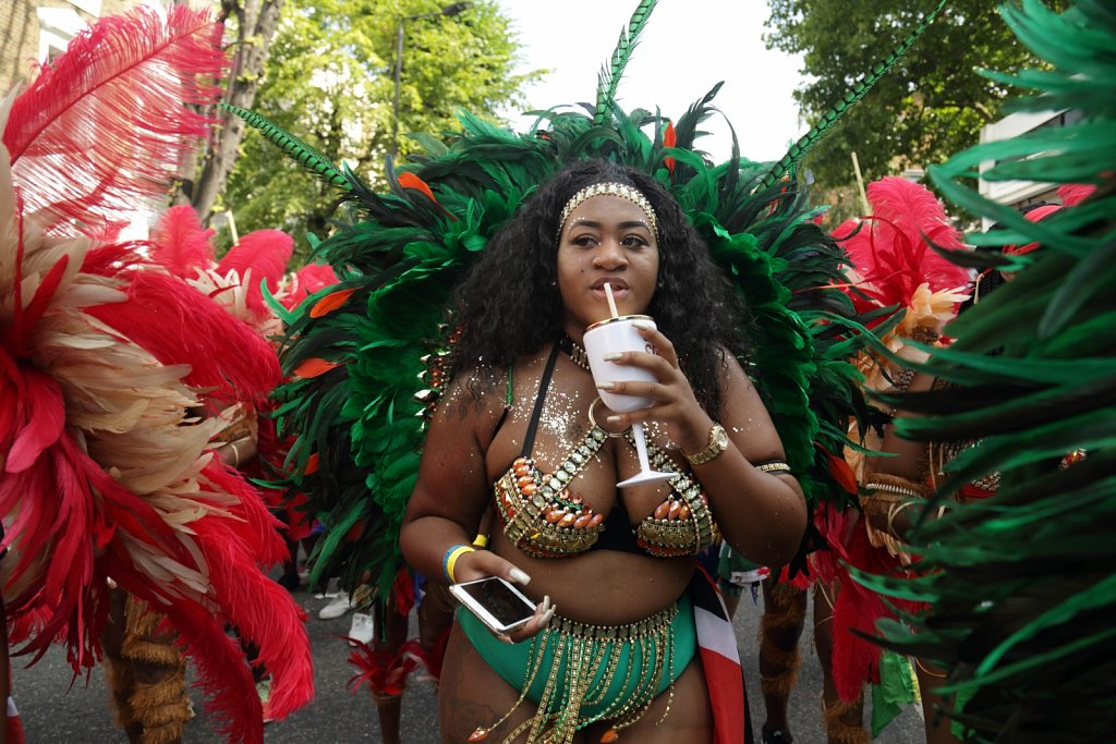 Notting Hill Carnival 2017